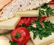 גבינות וירקות
