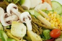 ירקות. אוכל בריא (bigevil600)