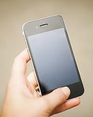 טלפון נייד (אילוסטרציה)