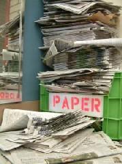 מחזור ניירות